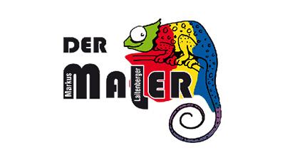 Der Maler Markus Laitenberger
